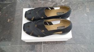 Sandalias de cuero num. 40