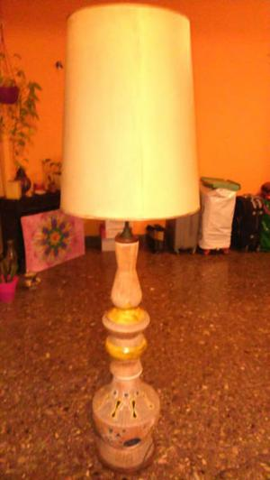 lampara de pie vintage