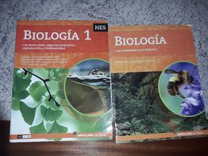 libro biologia 1 nes
