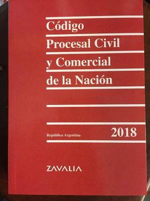 Código Procesal Civil Y Comercial De La Nación,
