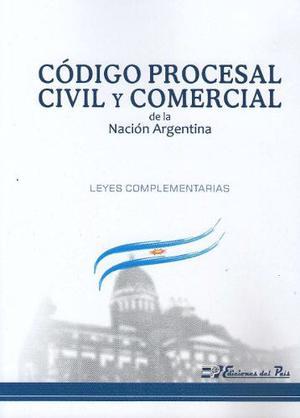 Codigo Procesal Civil Y Comercial De La Nacion  - Pocket