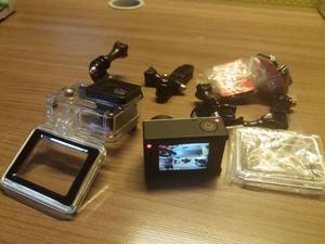 Go Pro HERO 4 Silver Edition videos y fotos HD 4K IMPECABLE