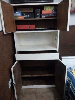 VENDO YA!! Mueble multifuncion de madera excelente calidad.