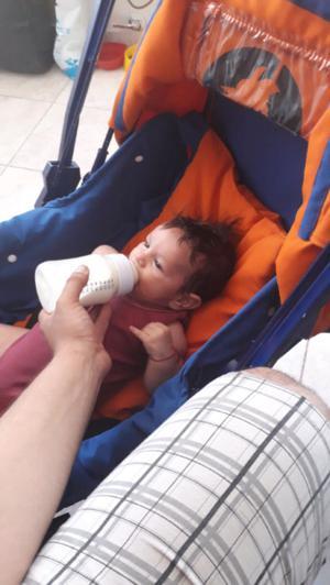 vendo o permuto cochecito de bebe