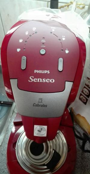 Cafetera Philips Senseo Nueva