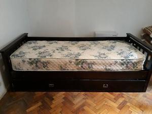 Cama divan con cajon