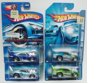 Dodge Charger Daytona Hot Wheels Variantes
