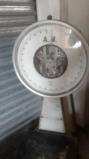 EXCELENTES BALANZAS Reloj 150 Kg Y otra 50 kg T/ BASCULA con