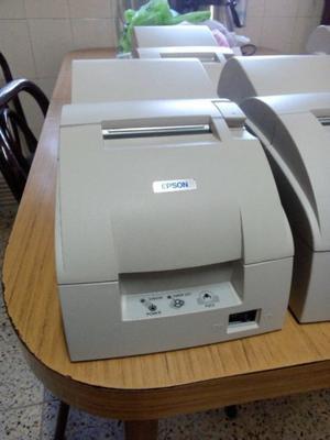 Impresora Tickeadora Comandera Epson Tm-u220a No Fiscal
