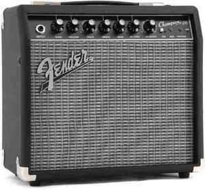 Amplificador Fender Champion 20 Watts Transi Musicapilar
