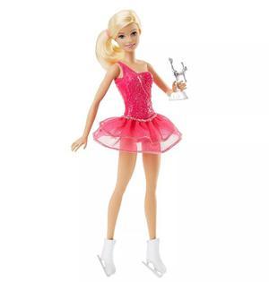 Barbie Profesiones Patinadora Original Mattel