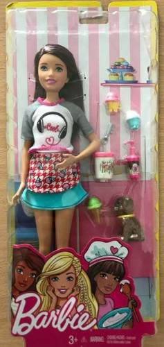 Barbie Y Sus Hermanas Skipper Mascota Y Accesorios
