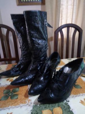 Botas +zapatos n39