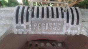 Estufa antigua a kerosene