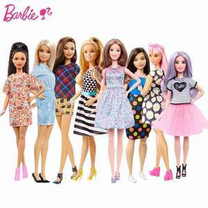 Muñeca Barbie Fashionista  Varios Modelos Mattel