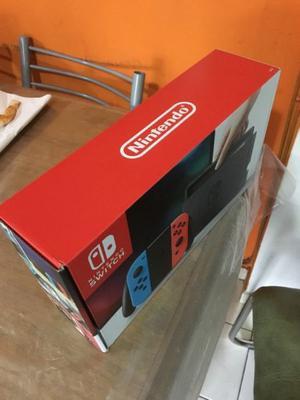 Nintendo Switch Nueva - En Caja Cerrada.