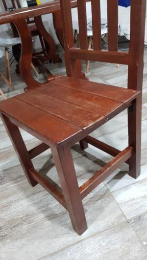 sillas de algarrobo modelo paula posot class