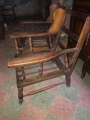 Vendo 2 sillones de una plaza provenzal antiguo