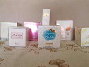 Vendo perfumes importados originales