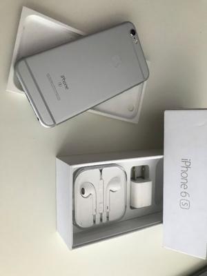 Apple iPhone 6s de 64 GB en su caja Completo, con