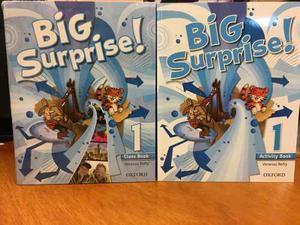 Big Surprise ! 1 Class Book & Activity Book - Oxford