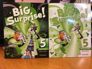 Big Surprise ! 5 Class Book & Activity Book - Oxford