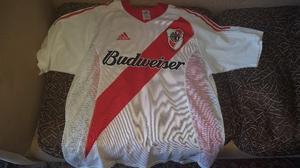 Camiseta River Plate  De Utilería De Celso Ayala