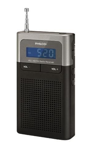Radio Portátil Philco Digital Am/fm Memoria De Estaciones!