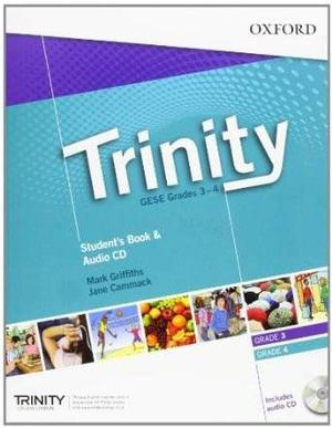 Trinity - Gese Grades 3-4 - Student S Book & A/cd - Oxford