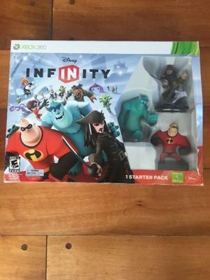 Vendo Lote Infinity 1 y 2