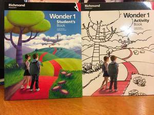 Wonder 1 - Student S Book & Activity Book - Richmond R9