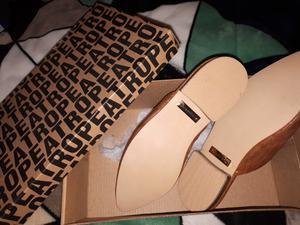 Zapatos prune de mujer talle 36