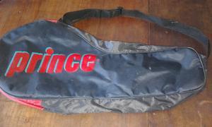 bolso raquetero usado en buen estado