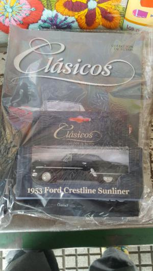 se vende auto clasico de la coleccion clarin (ultima