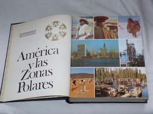 Libro De Geografía Universal Marin 9 Tomos. Perfecto