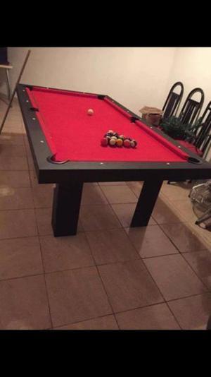 Mesa de pool profesional nueva ! Permuto