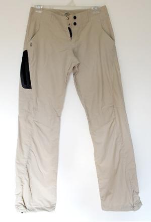Pantalón Montagne Secado Rápido De Mujer