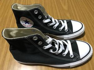 Zapatillas Converse Originales-Negras