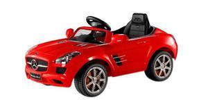 Auto Mercedes Benz A Bateria 12v 681r Mp3 Control Remoto Luz