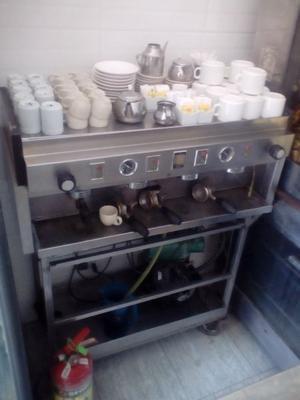 Cafetera Rilo 4 bocas