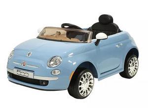 Coche A Bateria Niños Fiat  Volts - Licencia Oficial