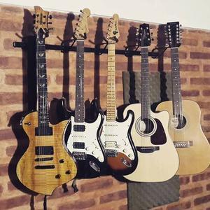 Soportes para guitarras y bajos