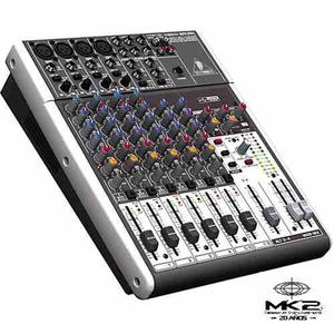 Behringer Xenyx -usb Consola Mixer 12 Entradas En Oferta