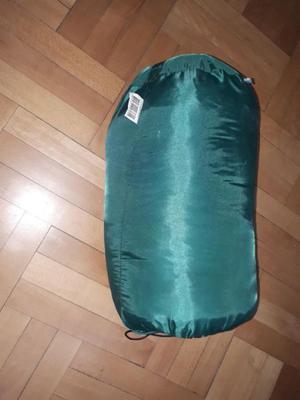Bolsa de dormir Country 300 FXL de 80 x 200 cm se abre