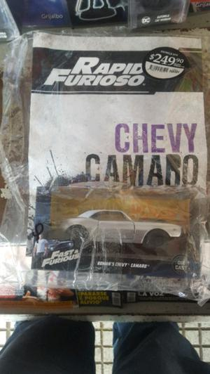 CHEVY CAMARO DE LA COLECCION RAPIDO Y FURIOSOS