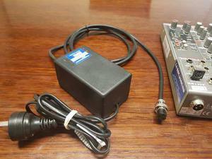 Fuente Transformador Consola Behringer Xenyx Zoom Phonic