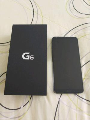 LG G6 en excelente estado