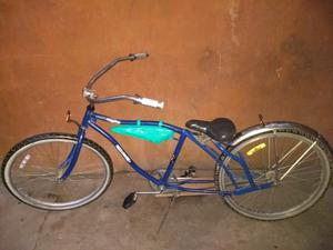 Muy linda bici playera chopera