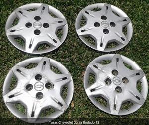 Tazas Chevrolet Corsa Classic Rodado 13