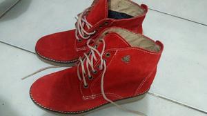 Zapatos de gamuza 37